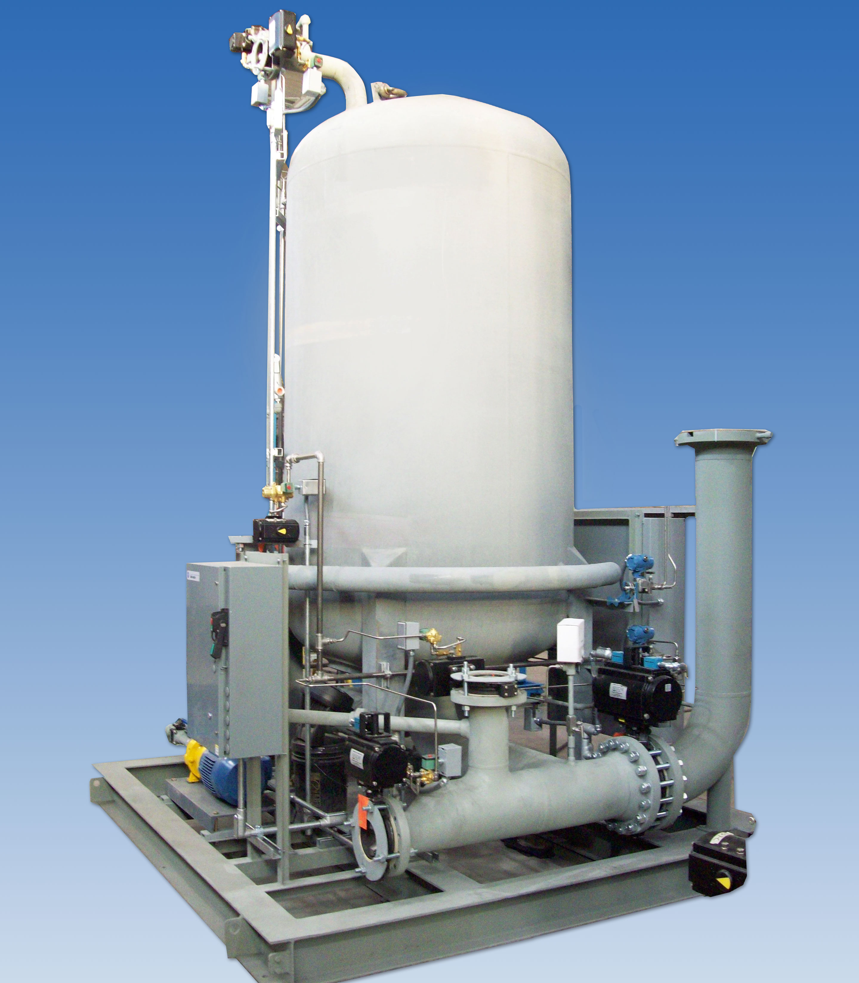 Afa 174 Backwashable Condensate Filters Graver Water Systems