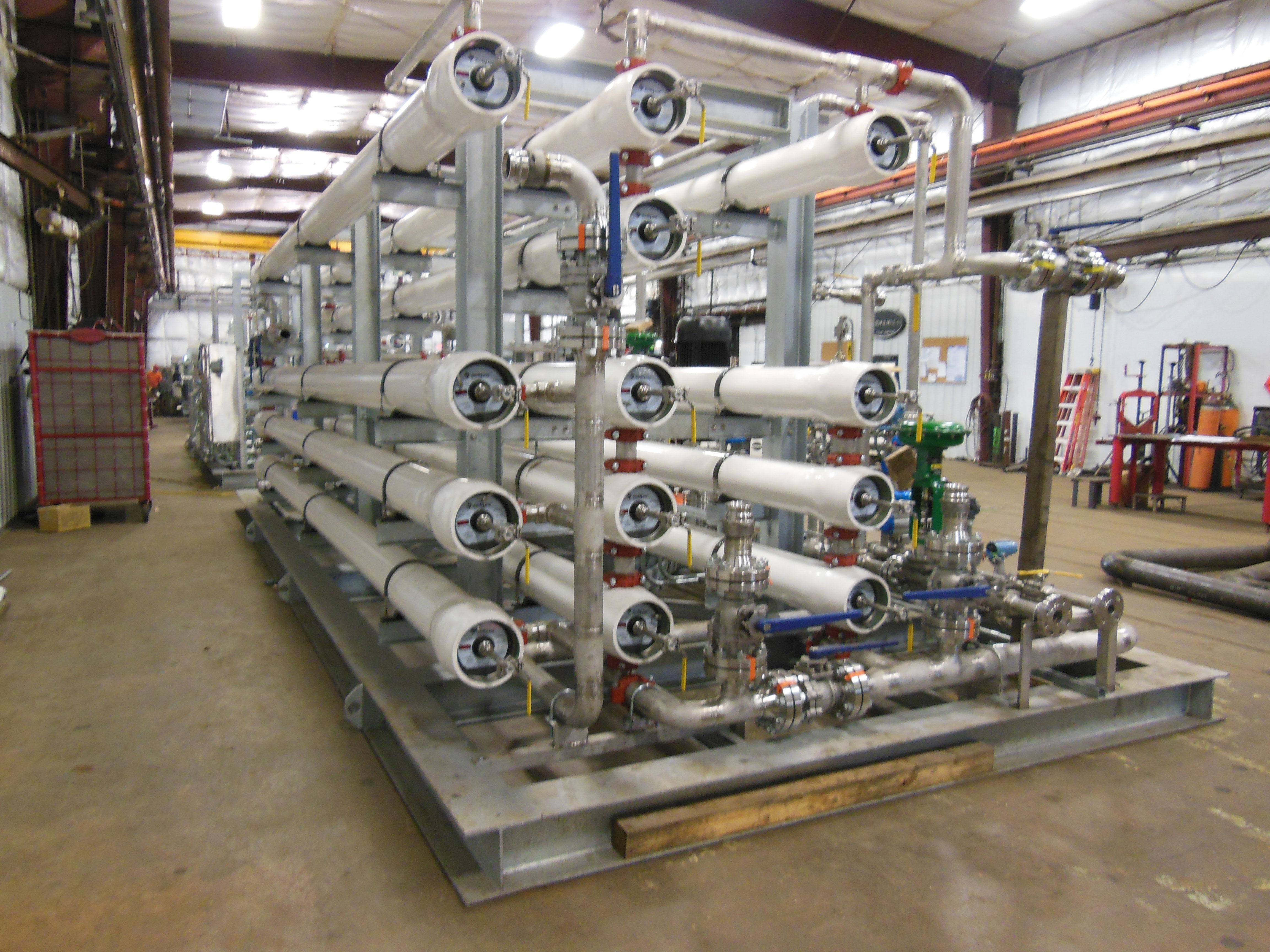 Oceana Sea Water RO Systems