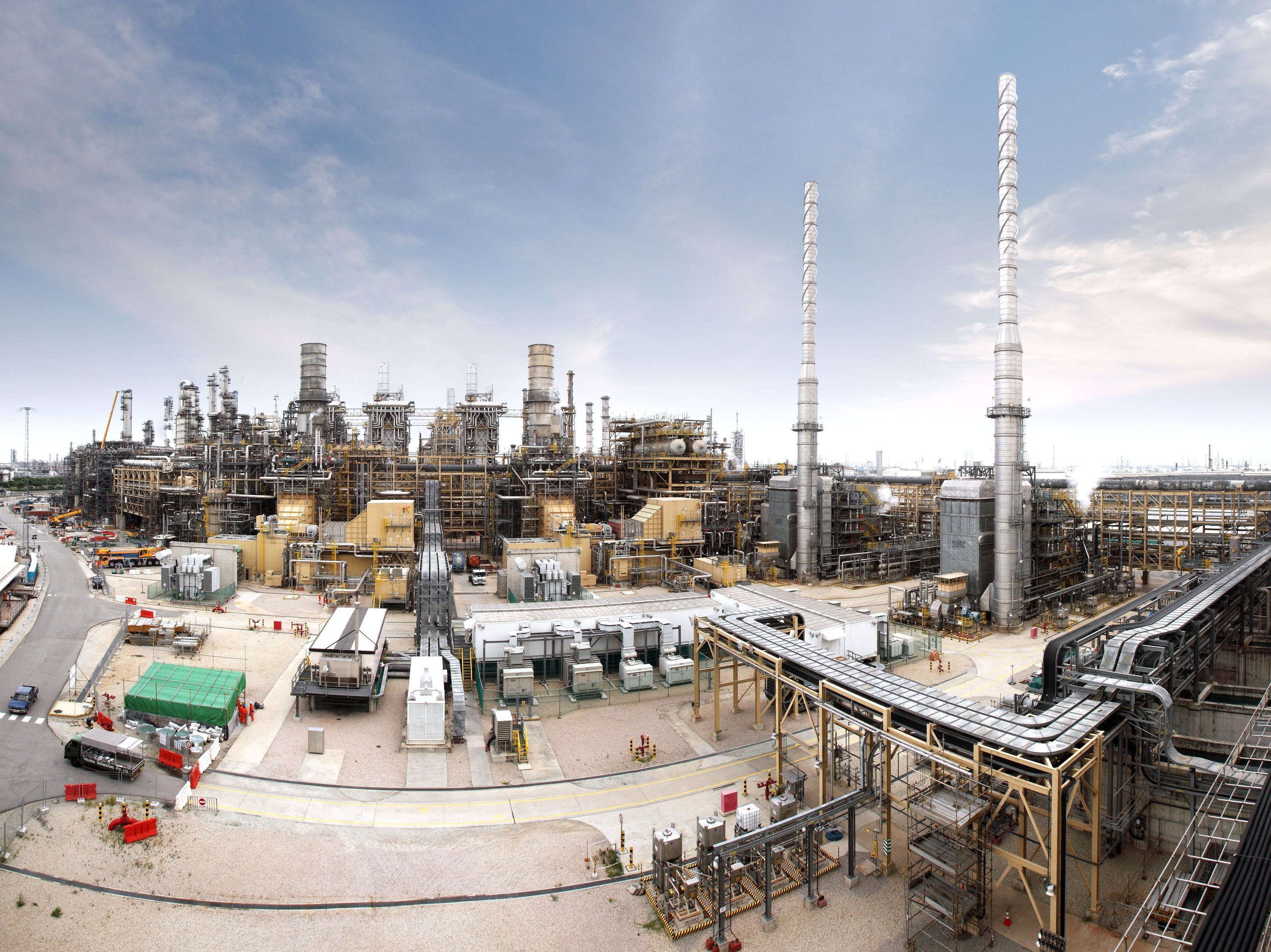 Petrochemical Refining Solutions Graver Water Systems